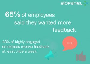 Employee feedback infographic